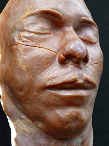Dillinger's Death Mask