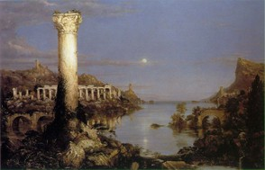 Thomas Cole: The Course of Empire - Desolation