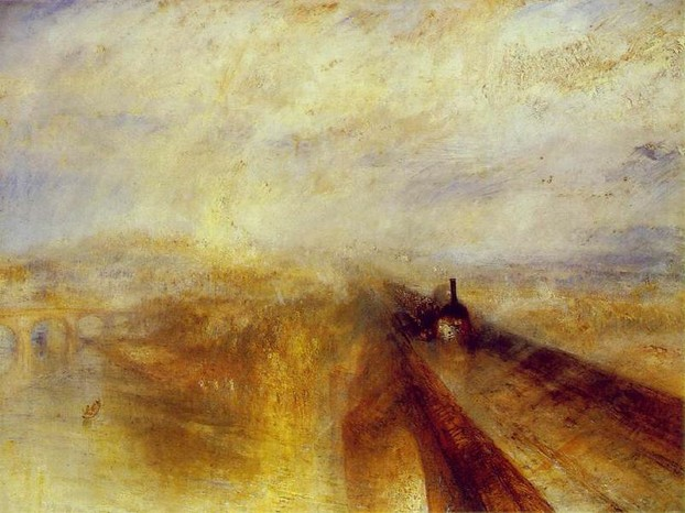 Rain, Steam, Speed - JMW Turner