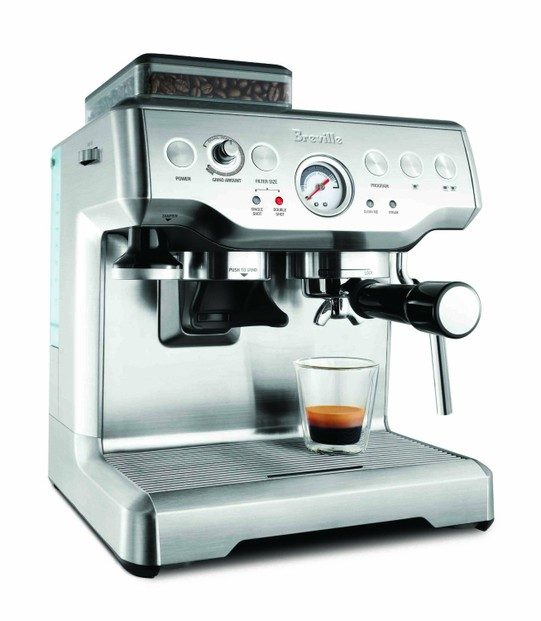 Breville Coffee Maker Wonot Brew : Compare and Review Home Cafe Barista Coffee Brewers