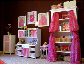 Kids rooms are usually off-limits for burglars.