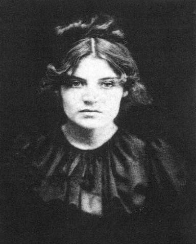 Suzanne as a young woman