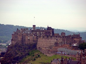 Edinburgh Castle II