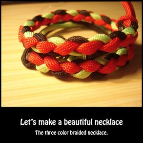 Paracord braids