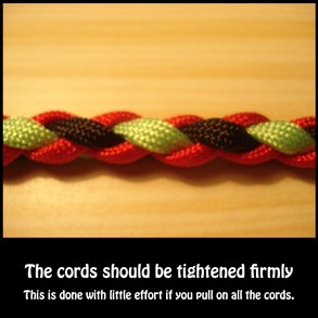Keep your knots consistent