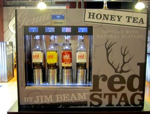Jim Beam Tasting Dispensers