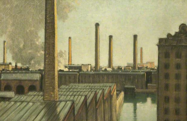Seven Chimneys by Charles Holmes