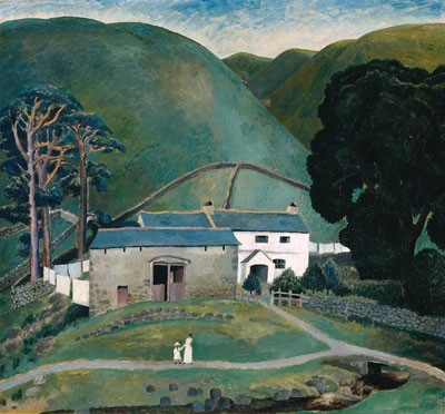 Farm by Dora Carrington