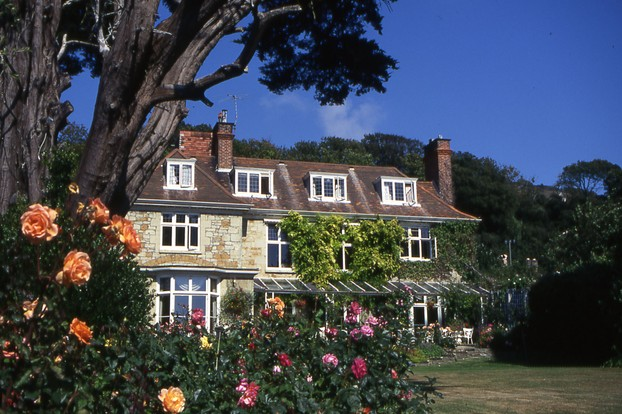 Dickens Home at Bonchurch, Isle of Wight