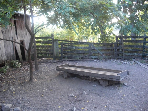 The Abandoned Cattle Corral
