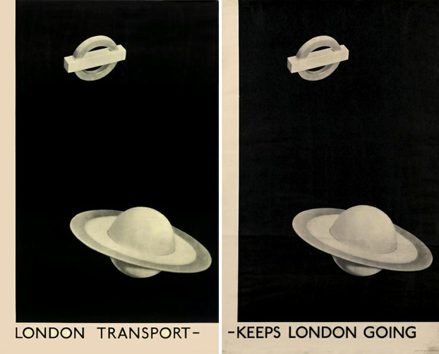 London Transport - Keeps London Going - Man Ray, 1931