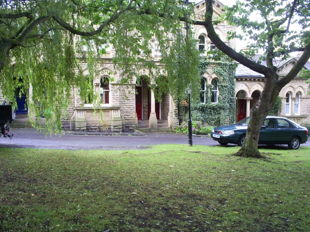 Alms Houses for the Elderly in Saltaire
