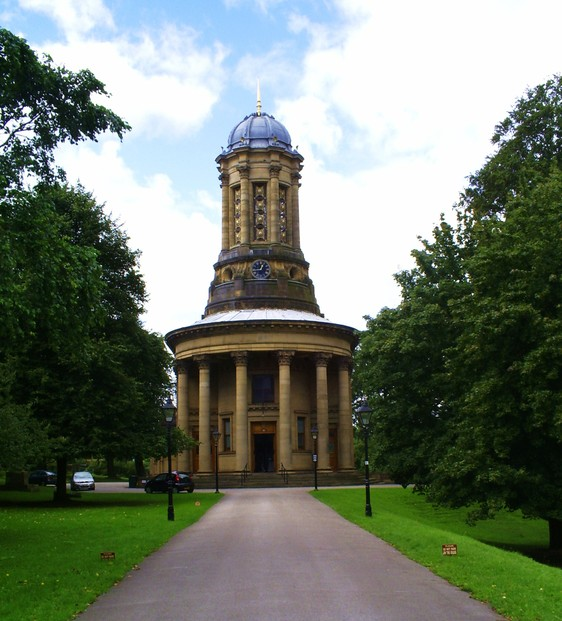 Congregational Church, Saltaire
