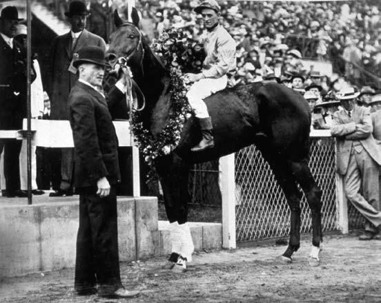 Donerail wins the Derby in 1913
