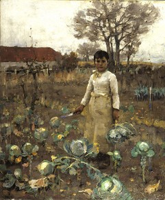 A Hind's Daughter - James Guthrie