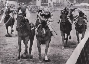 Tiny Northern Dancer beats Hill Rise in the Derby