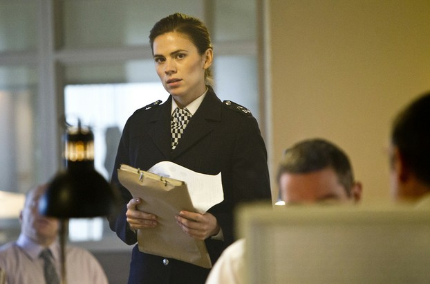 Hayley Atwell as Denise Woods in Life of Crime