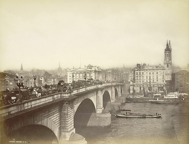 John Rennie's London Bridge