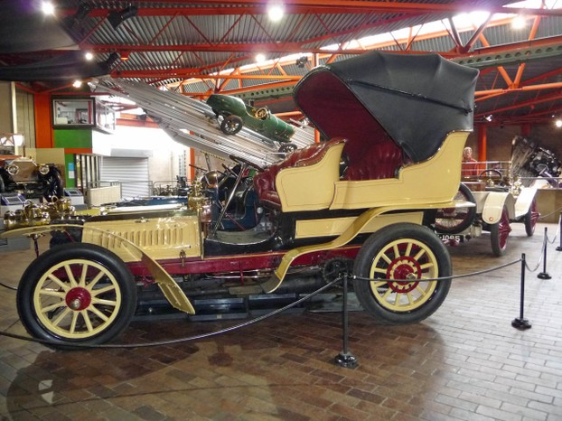 The National Motor Museum In The New Forest