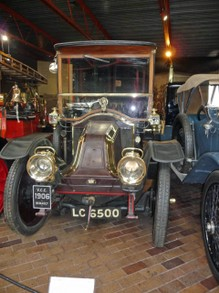Vintage Car, National Motor Museum, New Forest