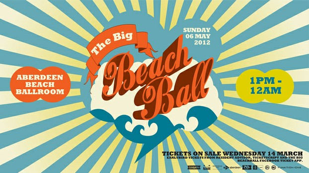 The Big Ball Beach Festival