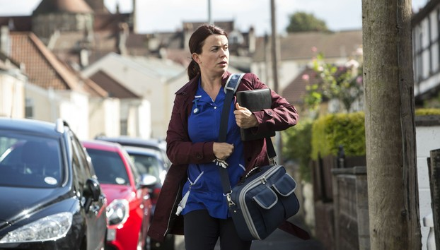 Eve Myles in Frankie