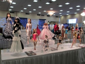 American Model and Other Tonner Dolls