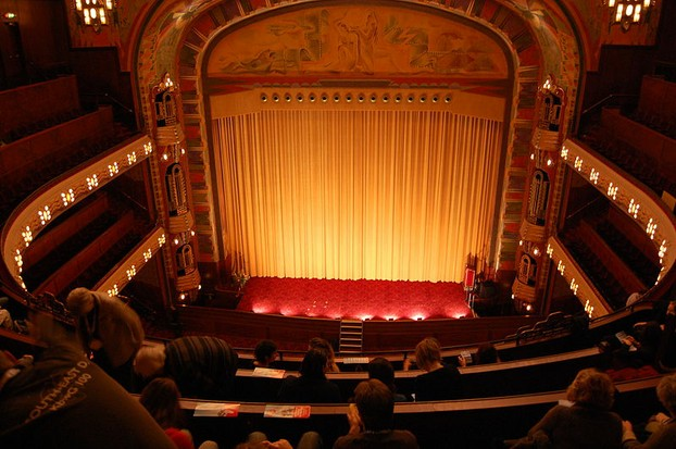 The Auditorium of the Tuschinski Theatre