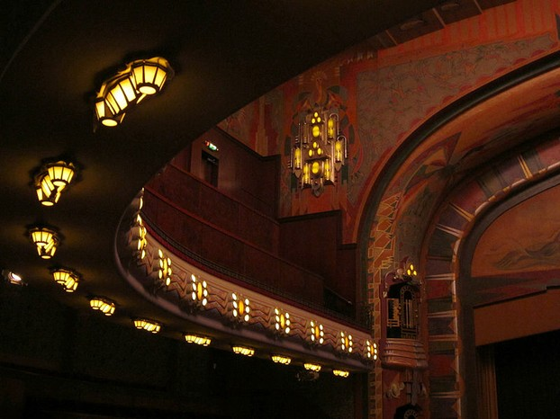 Main Auditorium Balcony, Tuschinski Theatre