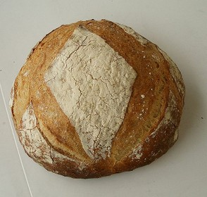 Decorated Boule