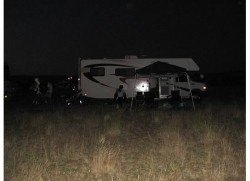 Our Camper at the Star Party