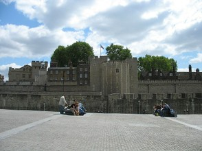 The Site of Tower Hill