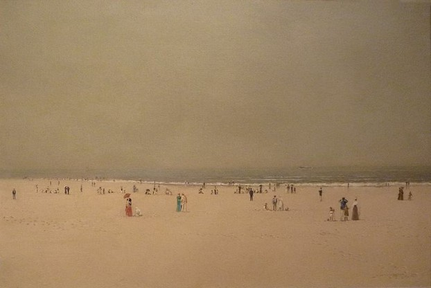 Scarborough Beach - Atkinson Grimshaw