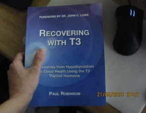 my copy of Recovering T3