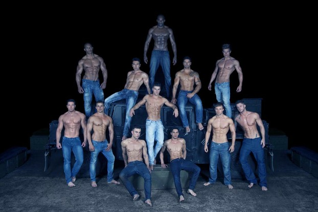 Men from the Dreamboys agency