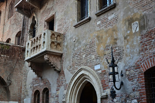 Romeo and Juliet - Verona, Italy