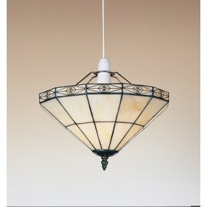 Non Electric Pendant Ceiling Uplighter