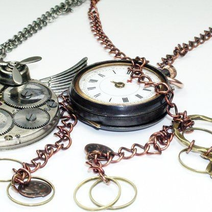 Steampunk Watch jewelry