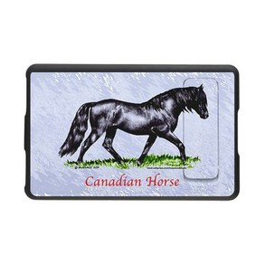 Canadian Horse Kindle Kickstand Case