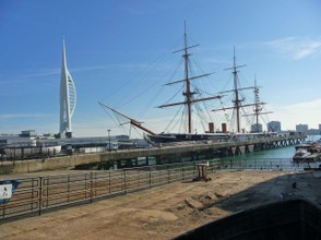 The Old and the New in Portsmouth