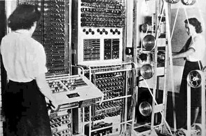 Colossus, Bletchley Park's most famous resident