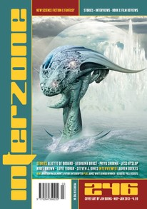 Interzone 246: May-June 2013