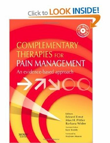 Complementary Therapies for Pain Management: An Evidence-Based Approach