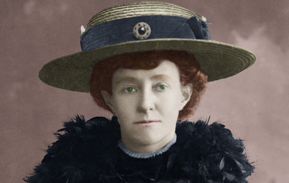 did emily davison plan to die Emily wilding davison was a militant suffragette campaigning for the right to vote  for  at the epsom derby, and was fatally injured and died on 8th june 1913.