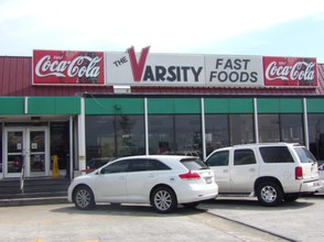 The Varsity Downtown Atlanta