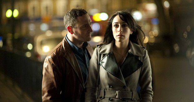 Will Mellor and Oona Chaplin in Dates
