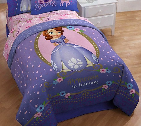 Sofia the First Comforter Set