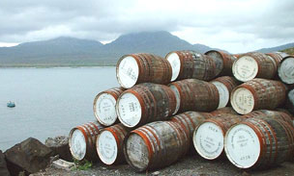 Barrels by the Loch