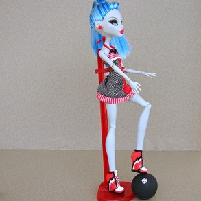 Ghoulia Yelps Physical Deaducation