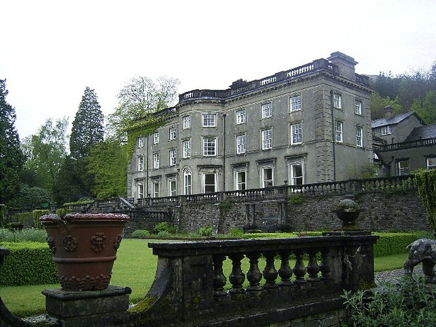 Rydal Hall in the Lake District